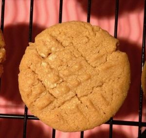 Aunt Charlottes Peanut Butter Cookies